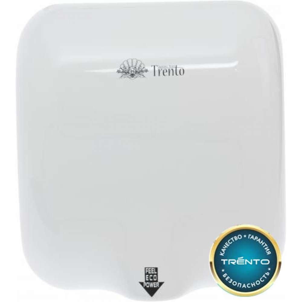 Автоматическая сушилка для рук Trento, белый, 1800W