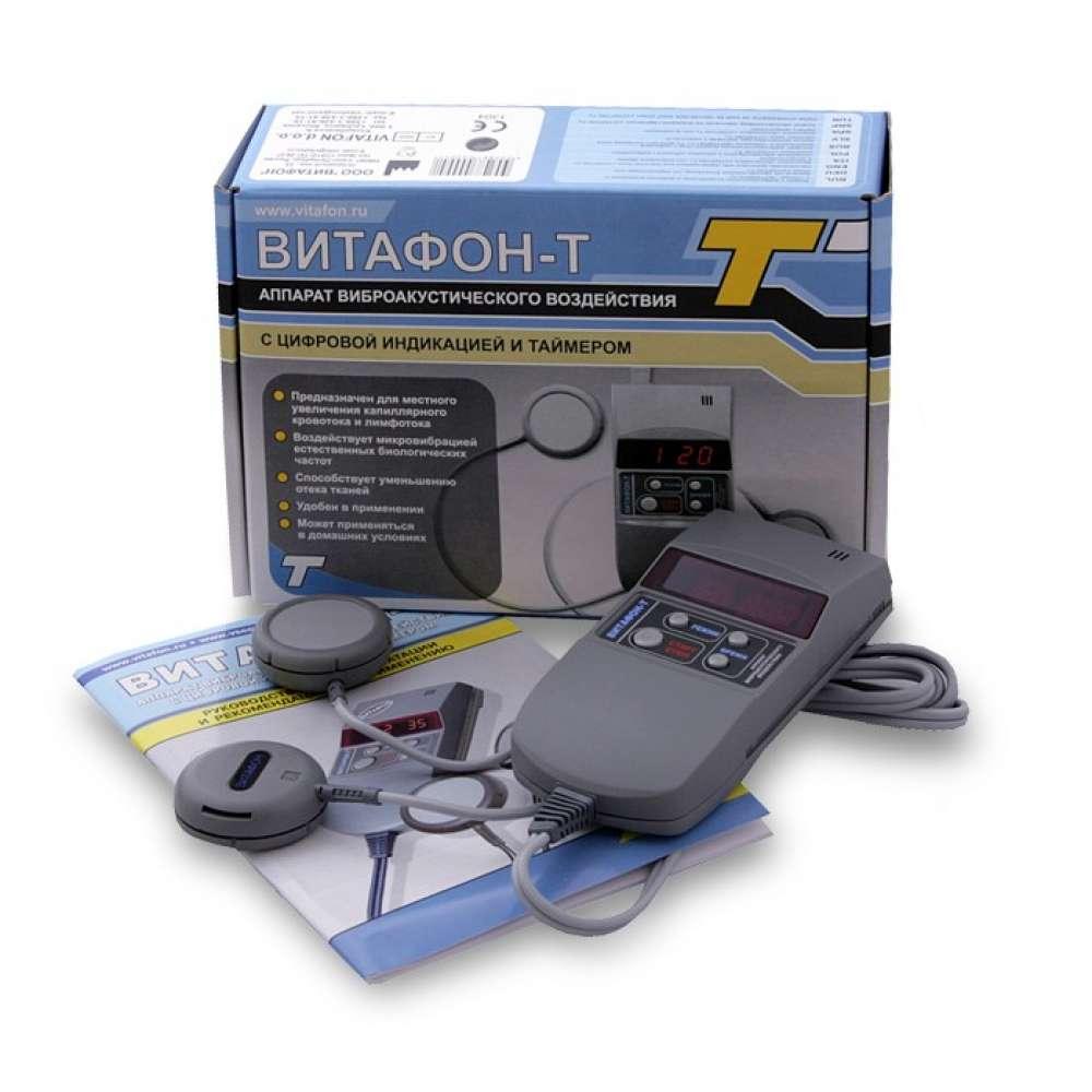 Аппарат виброакустический с цифровой индикацией и таймером