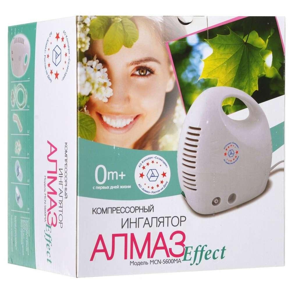 Ингалятор компрессорный АЛМАЗ MCN-600МA Effect Праймед