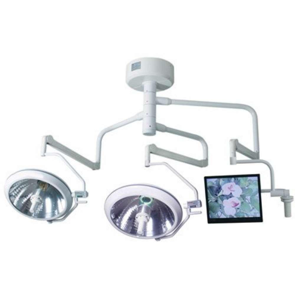 Безтіньова операційна лампа з екраном та камерою BT-700/ 500-TV Праймед