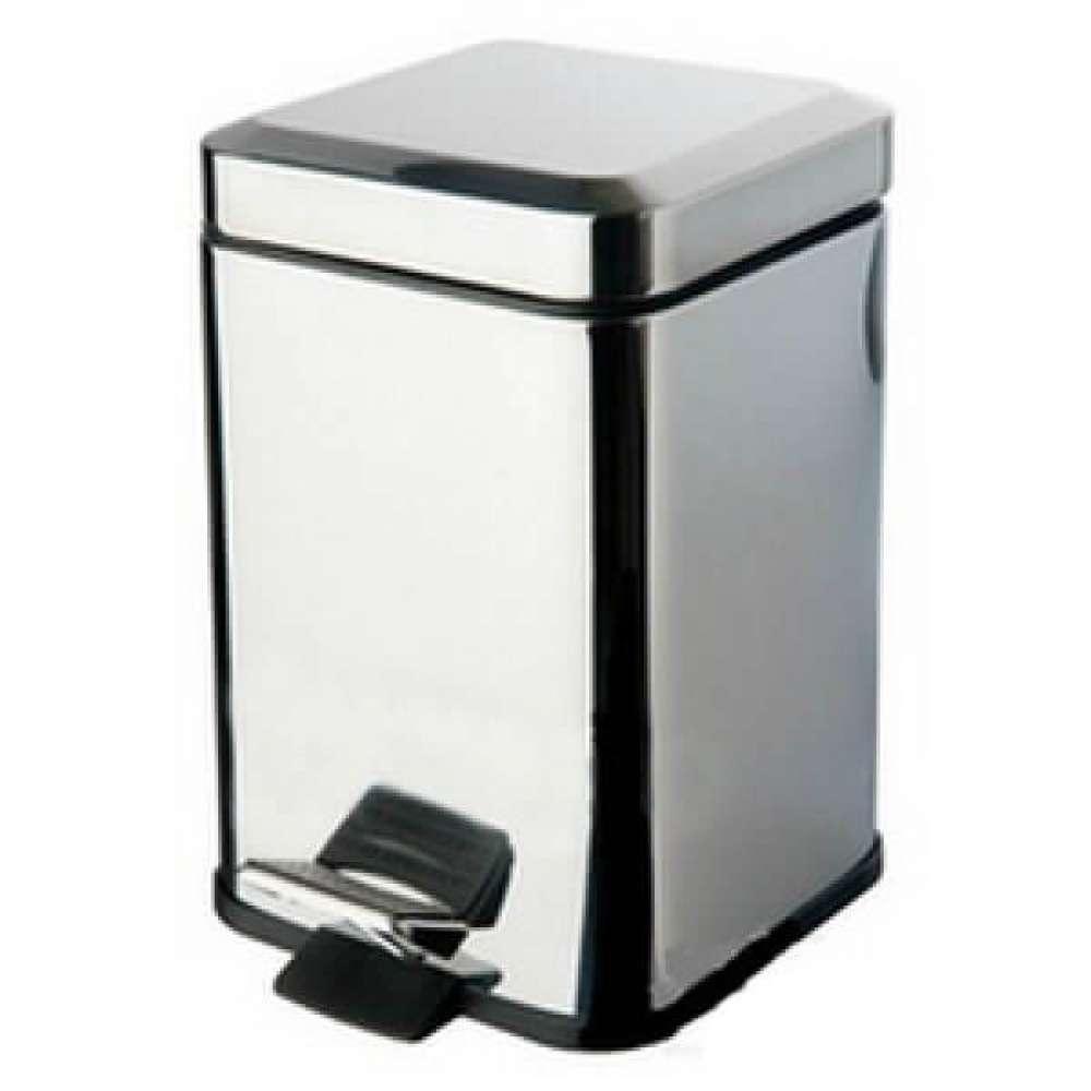 Ведро для мусора Colombo Design Black & White B9211 (31449)