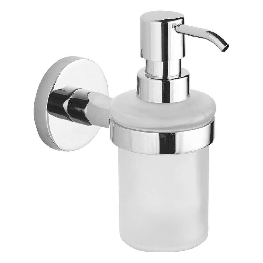 Дозатор жидкого мыла Trento Planet хром (55319)