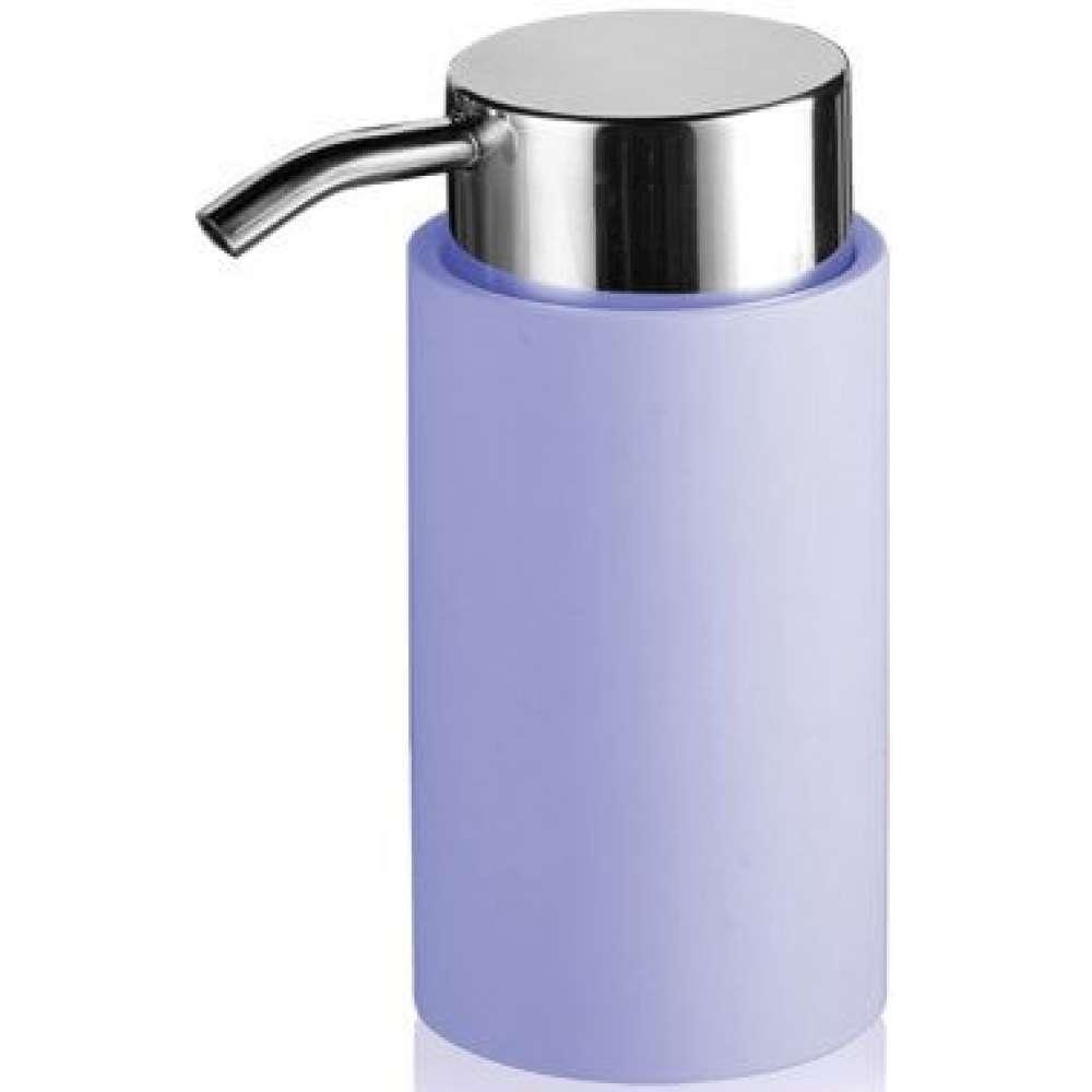 Дозатор жидкого мыла Trento Aquacolor, сиреневый (31033)