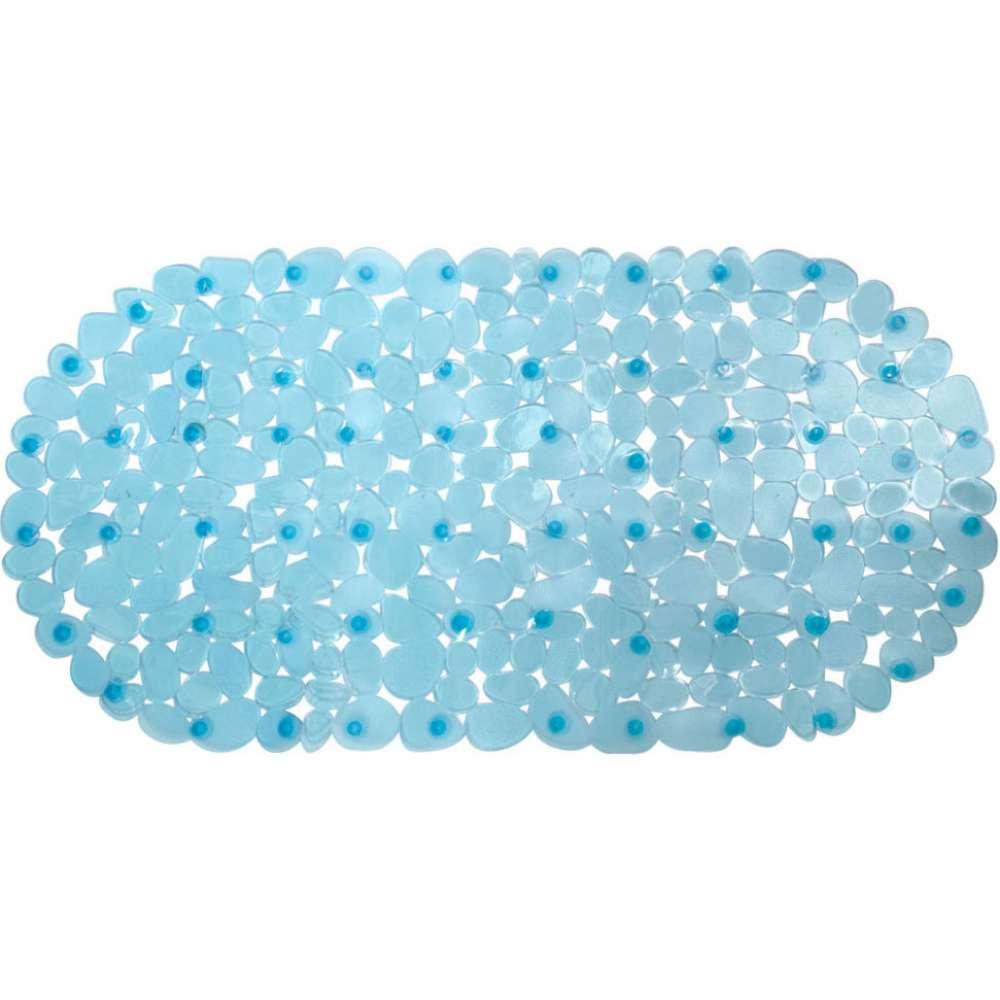 Коврик для ванной комнаты Trento Stone, синий (35897)